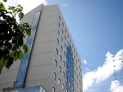 写真:ホテルオーガストイン久茂地の外観