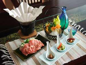 沖縄創作ディナー