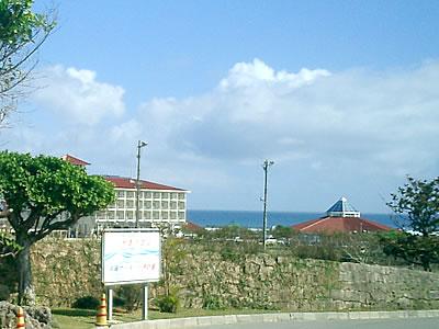 写真:ビッグタイムリゾート伊計島(BIGTIMERESORT)の外観