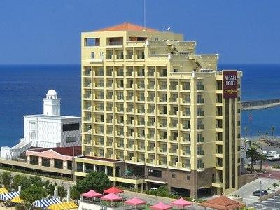 写真:ベッセルホテルカンパーナ沖縄
