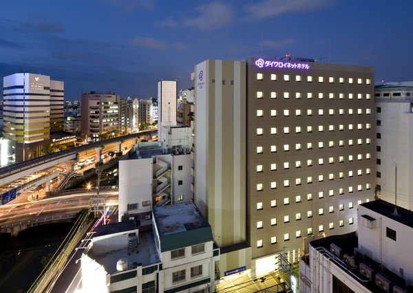 写真:ダイワロイネットホテル沖縄県庁前