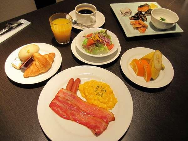 朝食(ブッフェスタイル)