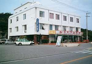 写真:観光ビジネスホテル平安