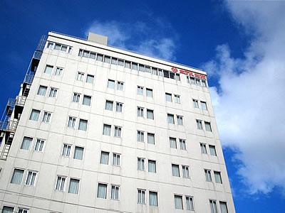 写真:ホテル日光の外観