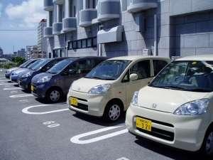 無料駐車場:60台