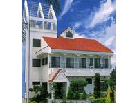 写真:伊是名島 旅館 なか川館の外観