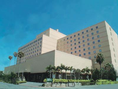 写真:パシフィックホテル沖縄