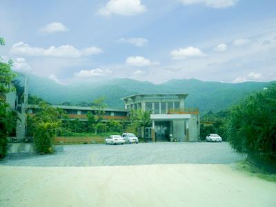 写真:西表島温泉 ホテルパイヌマヤリゾートの外観