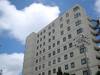 写真:ホテルルートイン那覇