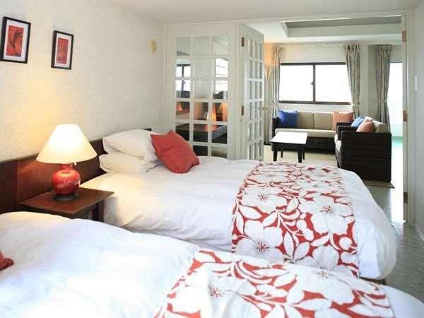 デラックスフォース寝室