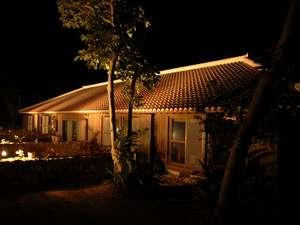 西表島唯一の沖縄伝統建築の宿 琉夏