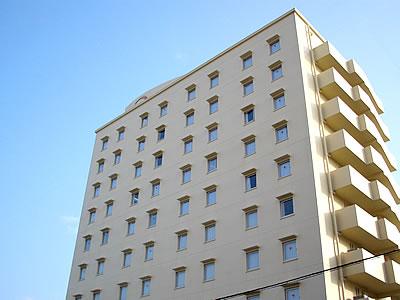 写真:ベッセルホテル石垣島の外観