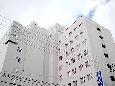 写真:沖縄サンプラザホテル