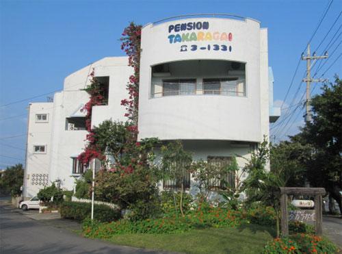 写真:海人の宿 ペンション タカラガイ