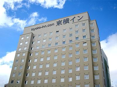 写真:東横イン 那覇旭橋駅前の外観