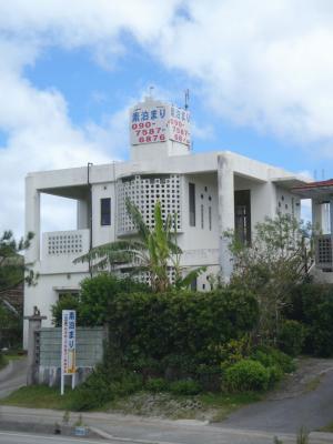 写真:山田家の外観