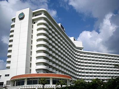 写真:沖縄残波岬ロイヤルホテル