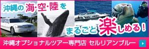 沖縄オプショナルツアー専門店 セルリアンブルー